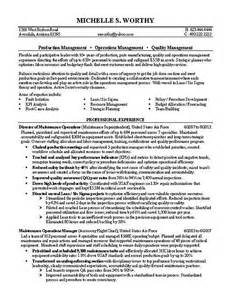Risk Management Resume by Quality Manager Resume Exle Products Resume And Target