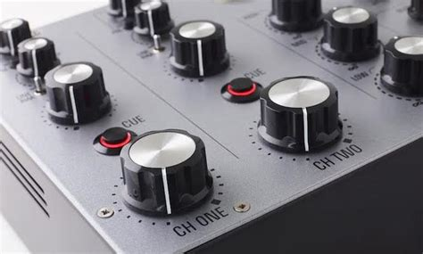 Stereo Master Mixer mastersounds and union audio reveal analogue rotary mixer the vinyl factory