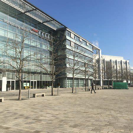 audi headquarters audi forum headquarters ingolstadt audi forum