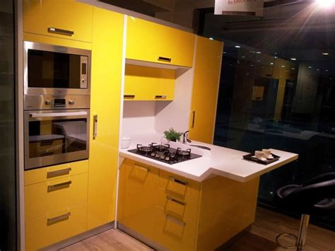 Kitchen Wardrobe by Yellow Kitchen Wardrobe