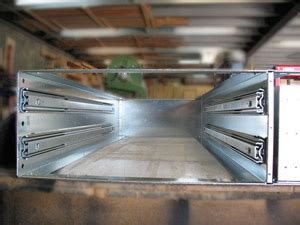 offroad systems diy 4wd drawer system aluminium galvanised