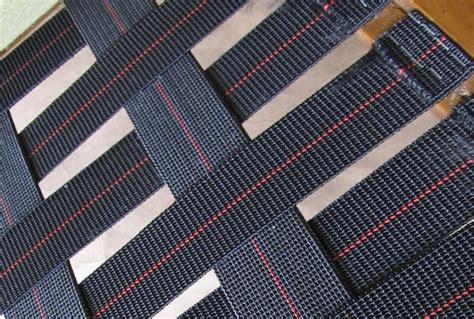 elastic webbing upholstery teak horsn 230 s chair by s a andersen denmark modern