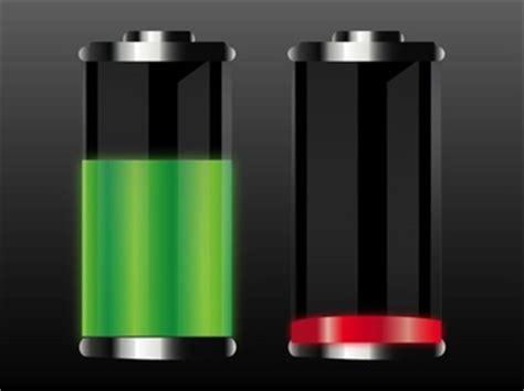 batterie avec signes   moins de poles positifs