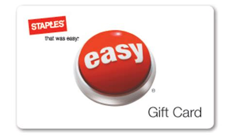 Gift Cards Half Off - staples gift card half off