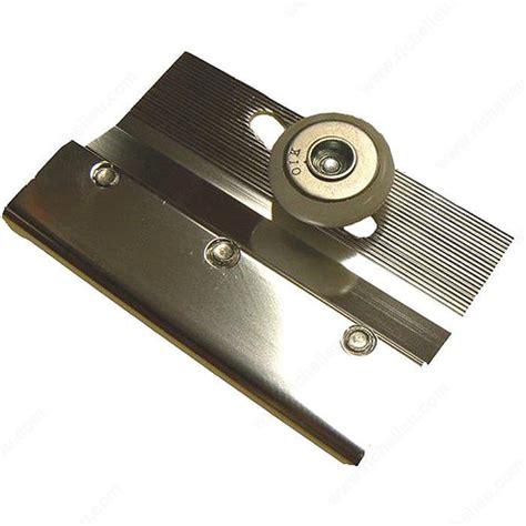 Glass Shower Door Hardware Parts 6 Mm Glass Shower Door Roller Richelieu Hardware