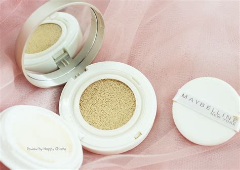 Bb Cushion Maybeline maybelline bb cushion review mỹ phẩm