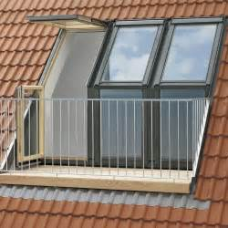 Dormer Door Pop Up Balcony Attic Window Transforms Into Outdoor Space