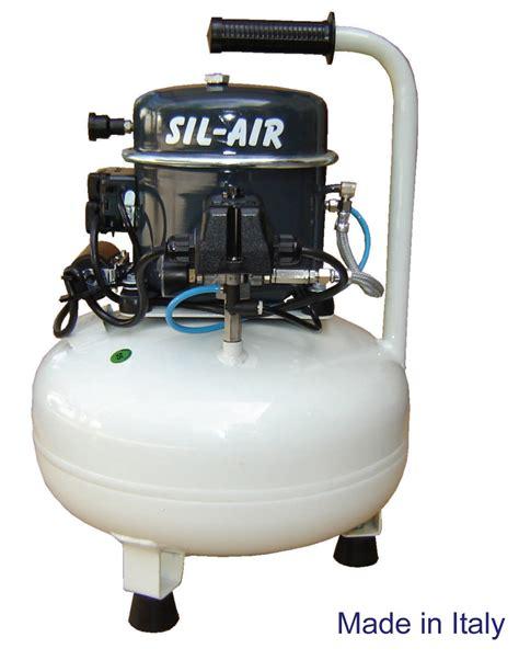 sil air 50 15 air compressor by silentaire technology