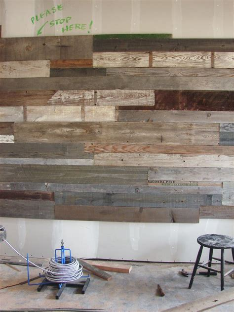 reclaimed wood wall 17 best images about modern nw on reclaimed