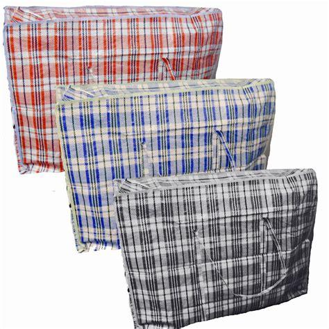 bid or buy shopping jumbo laundry bags zipped reusable large strong shopping