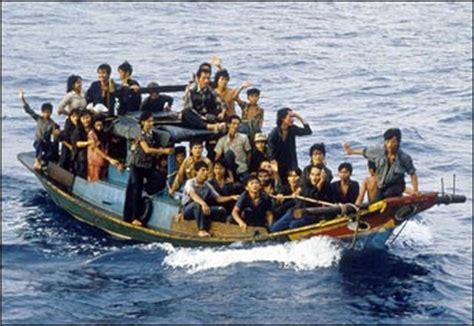 refugee boat vietnam unhcr vietnamese refugees well settled in china await