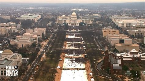 picture of inauguration crowd fake news purveyors cheer on echo trump team s lies about