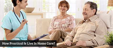 how practical is live in home care comprehensive formula