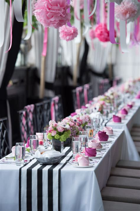a garden inspired bridal shower in nyc at gramercy park