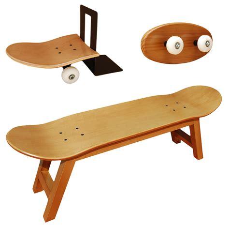 Skateboard Stool by Skate Home