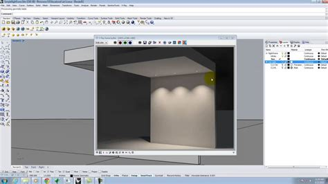 vray sketchup tutorial lynda lecture 222 introduction to lights and lighting in v ray