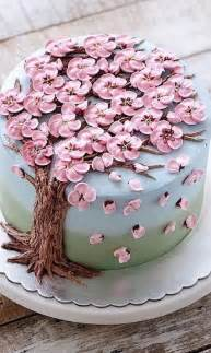 how to decorate a birthday cake at home best 25 tree cakes ideas on pinterest simple cake
