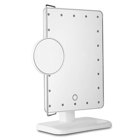 Portable Vanity Mirror by Portable Make Up Vanity Mirror 20led Touch Light