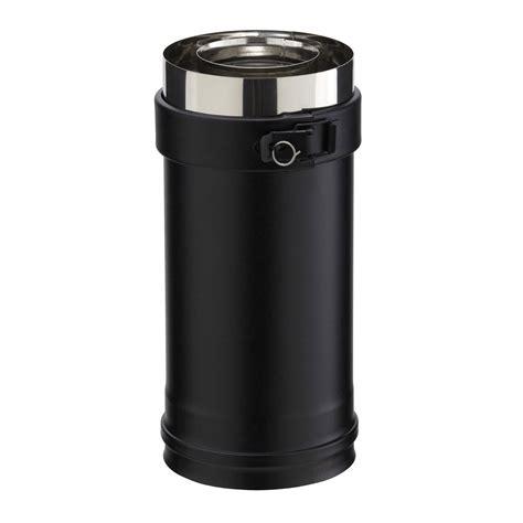 tuyau poujoulat leroy merlin 3306 tuyau pour conduit paroi poujoulat d80 mm 0 25 m