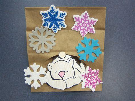 hibernation crafts for hibernation storytime