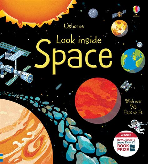 look inside look inside space at usborne children s books