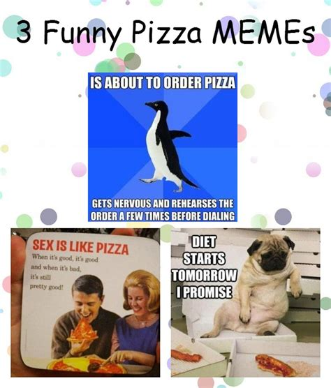 Memes About Pizza - 4 funny pizza meme s