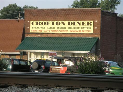 Crofton Post Office by Detour To Crofton Kentucky Not Maryland