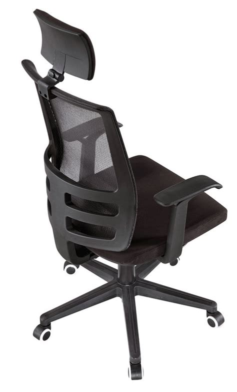 mesh back office chair with lumbar support ergonomic high back mesh executive office chair with
