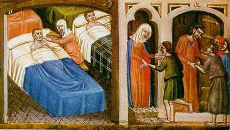 imagenes religiosas de la edad media marginados en la edad media ii el hospital y los
