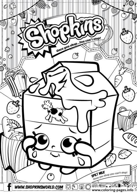 printable shopkins images free coloring pages of shopkins c
