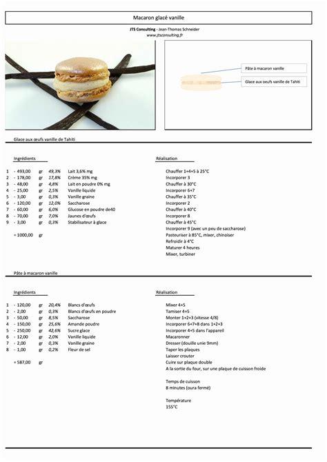 Fiche Technique Cuisine Modele