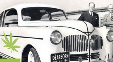 henry ford hemp car henry ford made a hemp car in 1941 but no one knows about