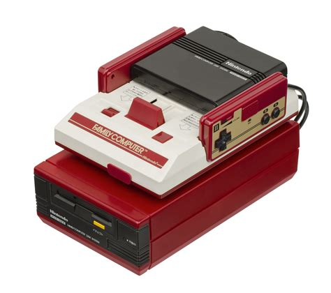 famicom console family computer disk system wikiwand