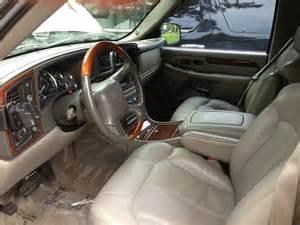 2002 Cadillac Escalade Interior 2002 Cadillac Escalade Ext Pictures Cargurus