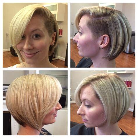 bob haircut story hairstyles undercut bob yelp