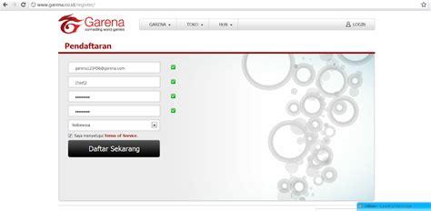 cara membuat id pb baru cara mudah daftar akun baru pb garena indonesia