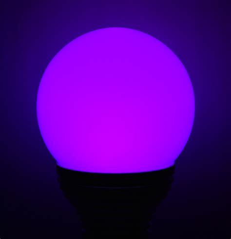 photo of colored light bulb all about house design
