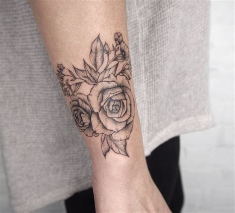 corsage flowers tattoo people toronto jess chen