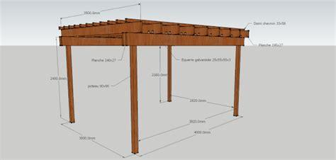Comment Construire Une Pergola 2804 by Construire Une Pergola