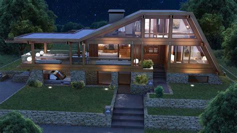 casa legno collezione in legno progetti pagano