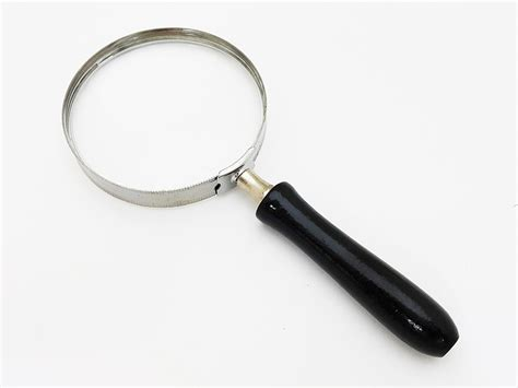 held magnifying glass with light held magnifying glass handheld magnifier handheld