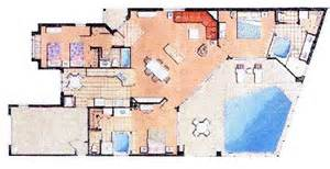 Summer Bay Resort Orlando Floor Plan by The Houses At Summer Bay Clermont Florida Timeshare Resort