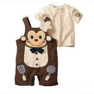 Bodysuit Mothercare 67 2014 summer new cook monkey baby boys clothes boy s