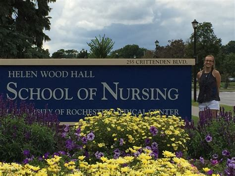 Rochester Mba Dual Degree by The Dual Degree In Nursing Program Of