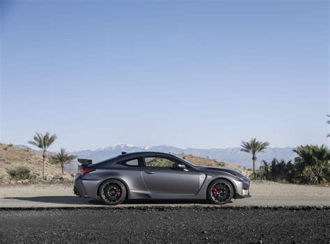 2020 Lexus Rc F Track Edition Price by 2020 Lexus Rc F Track Edition Revealed A New Japanese