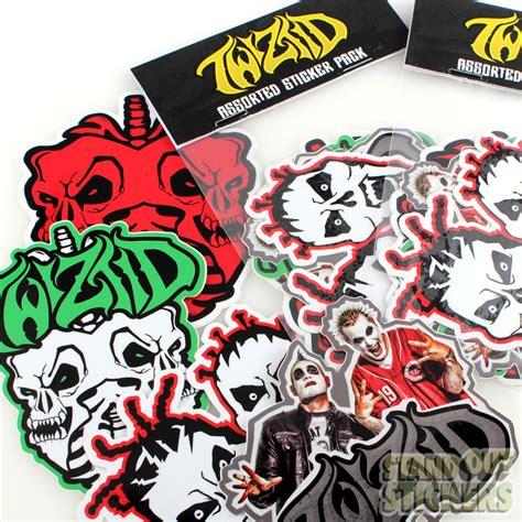 Stickers On Vinyl