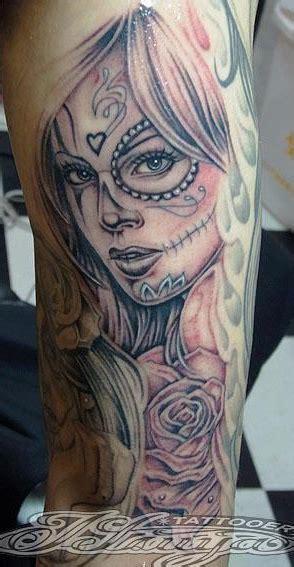 female sugar skull tattoos sugar skull sugar skulls day of the dead