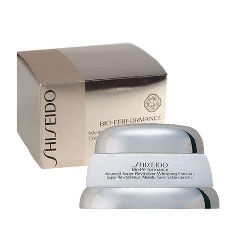 Shiseido Bio Performance Whitening Formula N kem d豌盻 ng tr蘯ッng ch盻創g l 227 o h 243 a shiseido bio performance