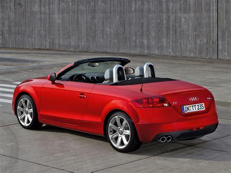 Audi Tt 8j Roadster by Tt Roadster 8j Tt Audi Datenbank Carlook