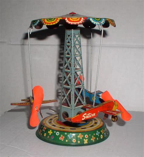 rubber st carousel asahi wind up carousel thingery previews postviews